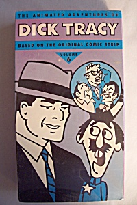 The Animated Adventures Of Dick Tracy Vol. 6 (Image1)