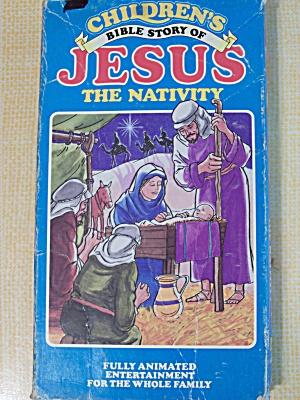 Children's Bible Story Of Jesus  The Nativity (Image1)