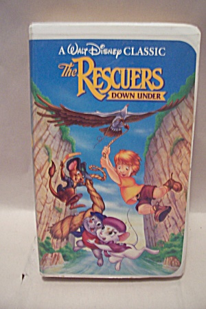 The Rescuers Down Under (Image1)