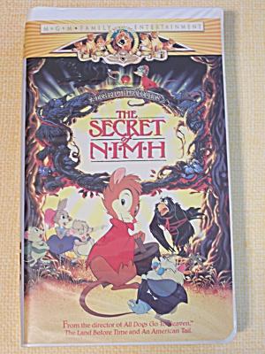The Secret N-I-M-H (Image1)