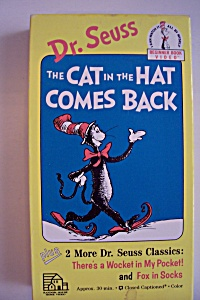 Dr. Seuss-The Cat In The Hat Comes Back (Image1)