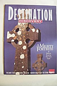 Destination Discovery, Vol. 8, No. 9, December 1992 (Image1)