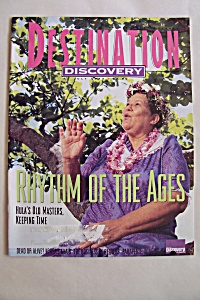 Destination Discovery, Vol. 9, No. 4, July 1993 (Image1)
