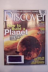 Discover  Vol 26, No. 7, July 2005 (Image1)