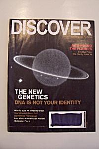 Discover    November 2006 (Image1)