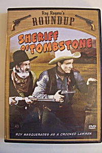 Roy Roger's Roundup-Sheriff Of Tombstone (Image1)