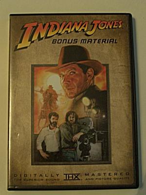 Indiana Jones  Bonus Material (Image1)