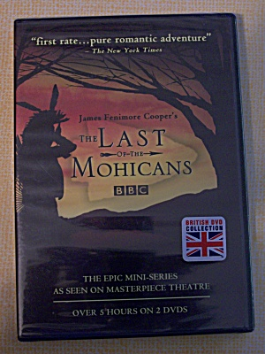 The Last Of The Mohicans (Image1)