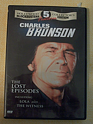 Charles Bronson   The Lost Episodes (Image1)