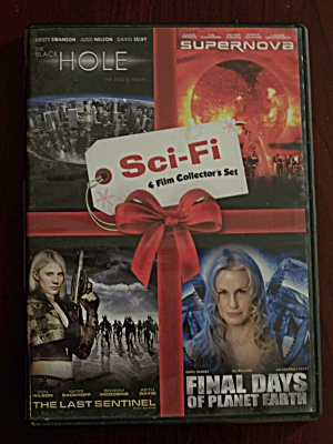 Sci-Fi Collector's Set (Image1)