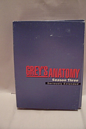 Grey's Anatomy   Season Three (Image1)