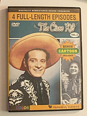 The Cisco Kid  Volume 2 (Image1)