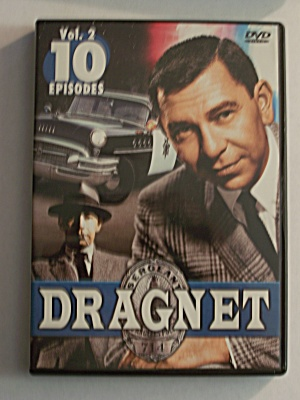 Dragnet  Volume 2 (Image1)