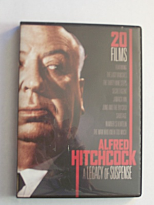 Alfred Hitchcock A Legacy Of Suspense
