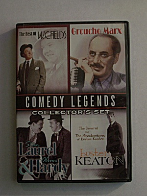Comedy Legends Collector's Set (Image1)
