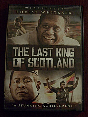 The Last King Of Scotland (Image1)