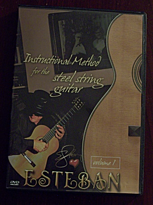 Instructional Method for the Steel String Guitar Vol. 1 (Image1)