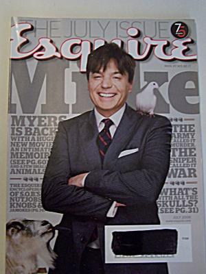 Esquire, Vol. 150, No. 1, July 2008 (Image1)
