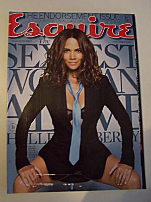 Esquire, Vol. 150, No. 5, November 2008