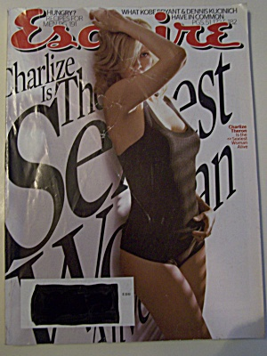 Esquire, Vol. 148, No. 5, November 2007