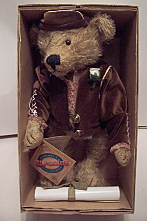 St. Martin Limited Edition ROMEO Teddy Bear (Image1)