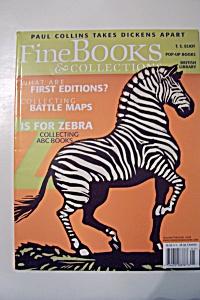 Fine Books & Collections, Vol. 4, No. 1, Jan/Feb. 2006 (Image1)
