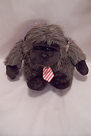 Heartwarmers Brown Plush Stuffed Monkey