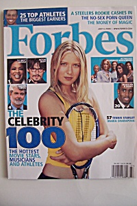 Forbes Magazine, Vol. 176, No. 1, July 4, 2005 (Image1)