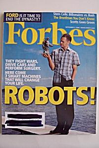 Forbes Magazine, Vol. 178, No. 4, September 4, 2006 (Image1)