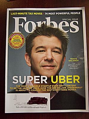 Forbes, Volume 198, No. 9, December 30, 2016 (Image1)