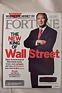 Fortune Magazine, Vol. 155, No. 4, March 5, 2007 (Image1)