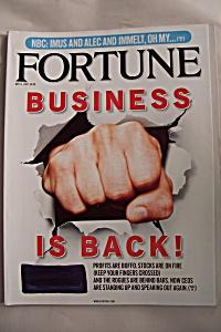 Fortune Magazine, Vol. 155, No. 9, May 14, 2007 (Image1)