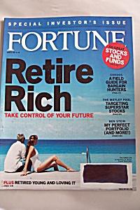 Fortune Magazine, Vol. 155, No. 12, June 25, 2007 (Image1)