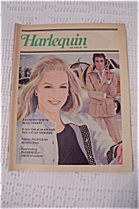 Harlequin, Vol. 5, No. 8, August 1977 (Image1)