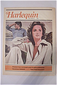 Harlequin, Vol. 4, No. 9, September 1976 (Image1)