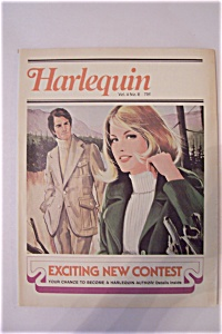 Harlequin, Vol. 4, No. 8, August 1976 (Image1)