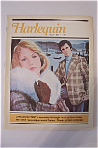 Harlequin, Vol. 4, No. 11, November 1976 (Image1)
