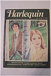 Harlequin, Vol. 4, No. 2, February 1976 (Image1)