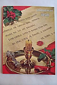 Ideals, Christmas Issue, Vol. 27, No. 6, November 1970 (Image1)