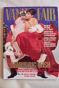 Vanity Fair, Vol. 56, No. 12, December 1993 (Image1)