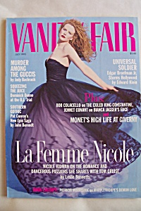 Vanity Fair, Vol. 58, No. 7, July 1995 (Image1)