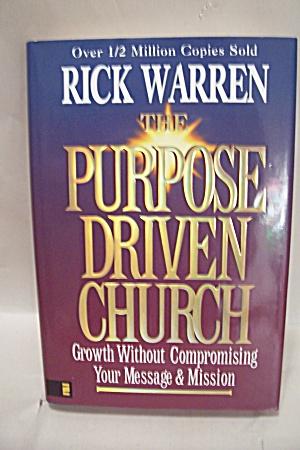 Purpose Driven Church (Image1)