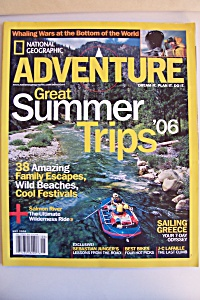 National Geographic Adventure, Vol.8,No.4, May 2006 (Image1)