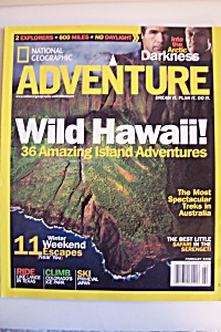 National Geographic Adventure, Vol.8,No.1,February 2006 (Image1)