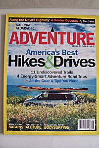 National Geographic Adventure, Vol.8,No.6, August 2006 (Image1)