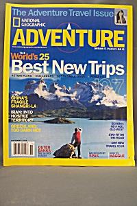 National Geographic Adventure,Vol.8,No.9,November 2006 (Image1)