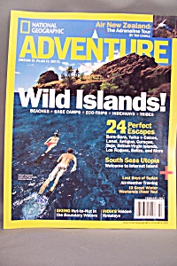 National Geographic Adventure,Vol.9,No.1,February 2007 (Image1)