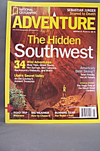 National Geographic Adventure,Vol.9,No.2, March 2007 (Image1)