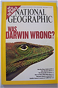 National Geographic, Vol. 206, No. 5, November 2004 (Image1)