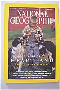 National Geographic, Vol. 205, No. 5, May 2004 (Image1)
